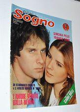 fotoromanzo SOGNO n 8 ( 1978 ) + 2 foto POSTER claudia rivelli