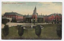 NY ~ Sacred Heart Convent KENWOOD New York 1911 Madison County Postcard