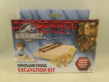 Jurassic World Dinosaur Fossil Excavation Kit - Movie Universal Park Model