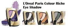 "L'Oréal Colour Riche Eye Shadow,""CHOOSE YOUR SHADE!"""