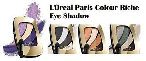 "L'Oréal Colour Riche Eye Shadow,""CHOOSE YOUR SHADE!"""