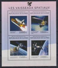 E405. Guinea - MNH - 2014 - Space - Transport