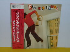 LP - CHUCK MANGIONE - FUN AND GAMES - MADE IN JAPAN