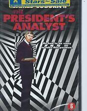 NEW DVD - THE PRESIDENT'S ANALYST - JAMES COBURN  ENGLISH zone 2 ENGLISH / NL