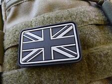 JTG - UK / Great Britain Flag Patch, swat / 3D Rubber patch