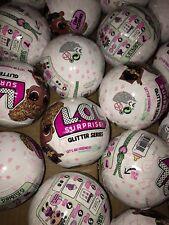 Lol Suprise Glitter Balls