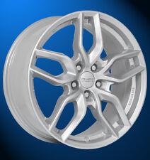 4 ALUFELGEN  7,5 x 17 Zoll ANZIO Spark silber   VW T5 MULTIVAN BUS TRANSPORTER