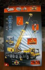 LEGO TECHNIC 42009 MOBILE CRANE MK II + POWER FUNCTIONS NEW IN BOX - RETIRED