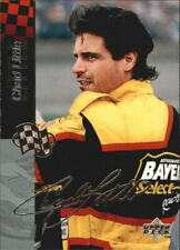 1995 Upper Deck Silver Signature/Electric Silver #12 Chad Little