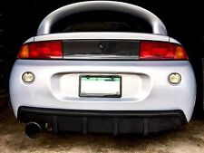 2G 2GB 97 Mitsubishi Eclipse 4G63 DSM FRP Carbonetics Rear Bumper Diffuser
