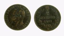pci4039)  Vittorio Emanuele II  (1861-1878)  2 Centesimi Valore 1861 Mi