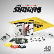 The Shining: 40th Anniversary 4K UHD Collectors Set / WORLDWIDE P+P