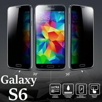 Lot 2 Privacy Tempered Glass Screen Protector FOR samsung s4 LG stylo 2 note 3