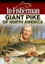 In-Fisherman Giant Pike of North America (DVD) NEW