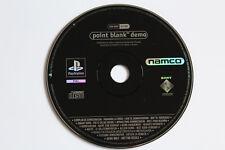 PS1 Playstation 1 Spiel Point Blank Demo (nur CD)