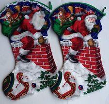 2 Huge Xmas Stockings