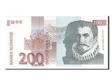 Billets, Slovénie, 200 Tolarjev type Gallus #155978