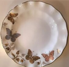 """Royal Crown Derby """"Royal Butterfly"""" Salad Plate"""
