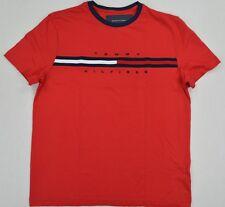 Nwt Men's Tommy Hilfiger Short-Sleeve Tino Tee (T) Shirt Color Block