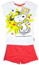 Pijamas y batas de niña de 2 a 16 años de color principal blanco 100% algodón