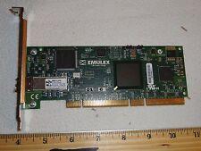 Emulex 00P4297 FC1020042-10A 2GBPS Fibre Single Channel Network Adapter Card HBA