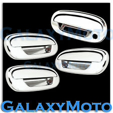 97-03 Ford F150+04 F150 Heritage Chrome ABS 4 Door+Keypad+no PSG KH Handle Cover