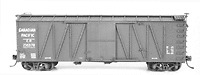 Tichy Train Group Six Pack CP USRA Clone Kits Decals HO