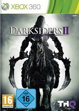 Xbox 360 game Darksiders II 2 UNCUT NIP