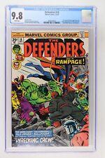 Defenders #18 - Marvel 1974 CGC 9.8 Origin & 1st Full App Wrecking Crew! Highest
