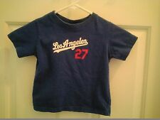 LA Dodgers T-Shirt Kemp 27 Los Angeles Baby Toddlers Kids about 18 months 2T 3T