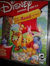 Disney's Ready to Read with Pooh learning cd
