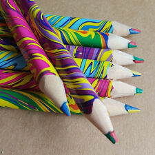 20pcs Colored Pencil Student Prize 4 in 1 Color Pencils Painting Graffiti Tools