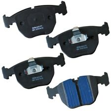 Disc Brake Pad Set-Stop Semi-Metallic Brake Pad Front Bendix SBM681