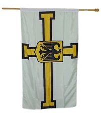TEUTONIC KNIGHTS BATTLE FLAG FLAG 3 X 5 3X5 NEW 200D NYLON SLEEVED