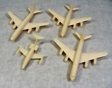 VINTAGE REMCO KENNEDY VOICE CONTROLL AIRPORT PLASTIC AIRPLANE LOT PLANES