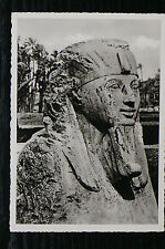 "Ägypten : Memphis and Sakkara - Sphinx ""Original AK ca.40-50 Jahre alt"" NEU"