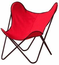 IKEA KLÄPPA Easy Chair - Mid-Century Modern Butterfly Lounge Chairs (Set of 2)