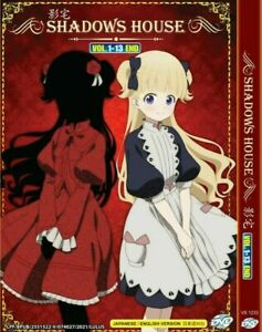 Shadows House VOL.1-13 End - Anime DVD with English Dubbed