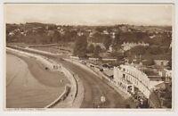 Devon postcard - View from Rock Walk, Torquay (A1065)