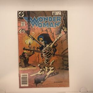 Wonder Woman #298 DC 1982 2nd Aegeus and Blackwing 9.2 NM-