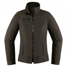 Womens fairlady textile™ wp3 jacket espresso small - Icon - 1000 2822-0940