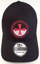 Knights Templar Coat of Arms New Era Cap / Hat with Tactical Patch