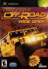 Test Drive Off Road: Wide Open XBox New Xbox
