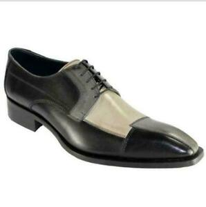 Mens New Fashion Multicolor Lace Up Formal Casual British Oxford Dress Shoes