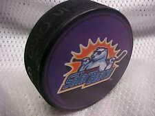 ECHL Orlando Solar Bears (Toronto Maple Leafs) Collectors Souvenir Hockey Puck