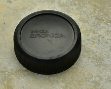 Genuine Zenza Bronica SQ Mount Rear Lens Cap Medium Format Japan (#2851)