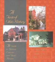 A Taste of Ohio History: A Guide to Historic Eateries and Their Recipes (Taste o