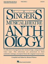 Singer's Musical Theatre Anthology Duets Vol. 2 Vocal Collection Book 000740331