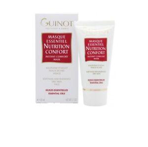 NEW Guinot Nourishing Masque Essentiel Nutrition Confort Mask 50ml