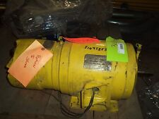 Duty Master Motor 1-087-021-CO-QF  5hp 586568-KK 440v 1680rpm  1087021COQF